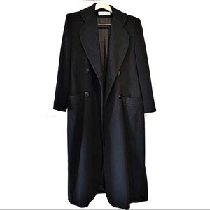 Christian Dior Vintage 100% Lambswool Trench